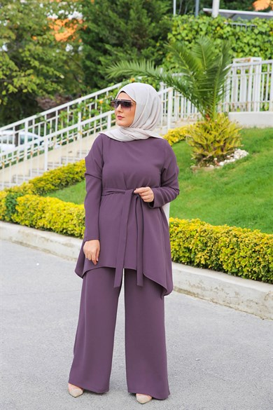 ENSEMBLE MODESTY MAUVE
